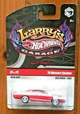 New in Package HOT WHEELS Larry's Garage '70 Mercury Cyclone