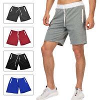CHYU Men's Gym Sports Jogging Casual Basketball Shorts Zipped Pockets Shorts New