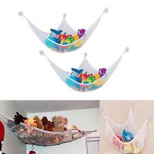 Almacenamiento Hamaca De Juguete Bebé Caja De Peluche Juguetes Organizador-i