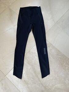 Gymshark Women's Sportswear Black Leggings S