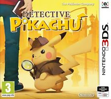 Detective Pikachu (3DS) Brand New & Sealed UK PAL Quick Dispatch Free UK Postage