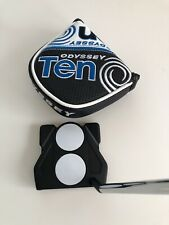 2021 Odyssey 2-Ball Ten S Slant Neck Putter 34in Rh Stroke Lab Shaft