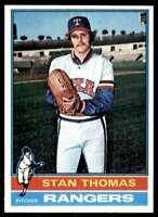1976 Topps Stan Thomas Texas Rangers #148