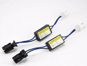 LED Ampoule T15 W16W Canbus Decodeur Warning Canceller résistance sans erreur