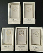Hearth and Hand Magnolia Merry Bright Gift Cards Tags - Lot of 5 Boxes 60 Count