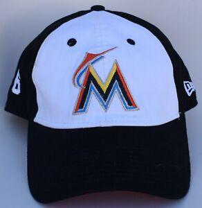 Miami Marlins MLB Womens Baseball Cap Hat Adjustable Strapback New Era 9TWENTY