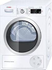 Bosch Serie 8 Wtw875w0 Freestanding Front-load 8kg a White Tumble Dryer - TUM