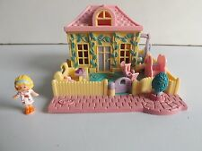 Vintage 1994 POLLY POCKET pollyville nursery school Bluebird