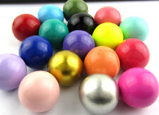 Freeship50pcMixed Mexican bola Harmony ball bell Ringing Chime Jewelry beads18mm