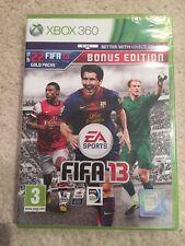 Xbox 360 Fifa 13 Bonus Edition Game- New and Sealed- CHEAPEST EBAY?