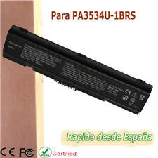 BATERIA PA3534U-1BRS PARA TOSHIBA SATELLITE L500-246 L500-222 L500-245 L500-226