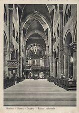 MODENA - Duomo - Interno - Navata Principale