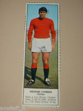 *+ NESTOR COMBIN TORINO=FIGURINA=1966/67=ALBUM FIGURINE CALCIATORI TEMPO