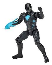 Power Rangers 42603 12.5 cm película Negro Ranger figura de acción