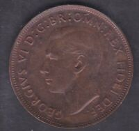 CB1399) Australia 1952 Melbourne Penny, Choice Uncirculated