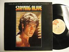 STAYING ALIVE SOUNDTRACK - O.S.T. - LP - FOC