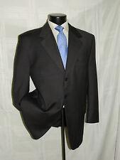 """Exquisite Men's  solid Gray Gianfranco Ferre """"STUDIO"""" suit jacket coat 46 R"""
