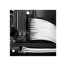 Bfa-msc-m33f12vww-rp BitFenix Alchemy Molex a 3x 3 Pin Adattatore 20cm Bianco / Bianco