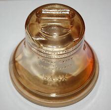 Anchor Hocking LIBERTY BELL GLASS BANK BICENTENNIAL 1776-1976