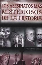 Los Asesinatos Mas Misteriosos de la Historia (Spanish Edition)-ExLibrary