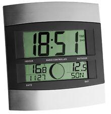 Tfa Dostmann accessoires -horloge murale digitale fonction Température...
