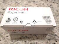 NEW RICOH 413013 Staple Type M GENUINE READ BELOW