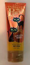 Bath & Body Works Purrfect Pumpkin Body Scream Cream 8 Oz Halloween Lotion NEW