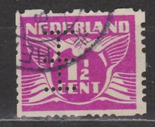 R35 Roltanding 35 used PERFIN HH NVPH Netherlands Nederland syncopated