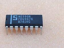 1 PC. ne590n Signetics dip16 NOS