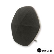 Walk Audio Bluetooth Hexagonal Speaker 2000Mah 5W - Black Brand New Boxed H103