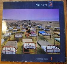 Disque vinyle LP 33 T, Pink Floyd, A momentary lapse of reason, EMI,  EO 1987,