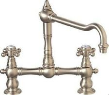 Franke Closeout OE-280 Kitchen Faucet in Satin Nickel