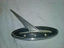 1963 Ford Falcon Fender Emblem Right Chrome C3DB-16188-A    -  911F