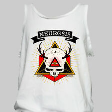 NEUROSIS METAL ROCK T-SHIRT eyehategod mastodon melvins VEST TOP S-2XL