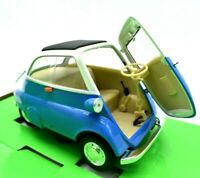 Coche Auto Escala 1:18 WELLY Trasera BMW Isetta 250 diecast miniaturas