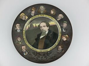 Vintage ROYAL DOULTON D6306 Charles Dickens Decorative Plate