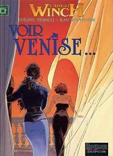 BD LARGO WINCH T9 Voir Venise Dupuis EO Sept 1998 NM