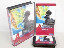 TAKE THE A TRAIN Mega Drive SEGA Import Japan Game md