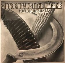 Rage Against The Machine - People Of The Sun Vinyl Ep Alterantive/Pop/Rock 10�