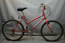 "1995 Timberlin Urban Express MTB Bike X-Small 14"" Shimano SIS Steel USA Charity!"