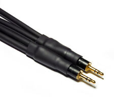 0.5m '3.5mm to 3.5mm' Gotham GAC-1 stereo Hi-Fi cable