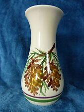 Emerson Creek Virginia Pottery Pinecone Flower Vase