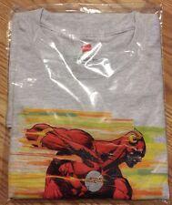 SDCC 2015 Comic Con Exclusive The Flash T-Shirt Size Large (L) Graphitti