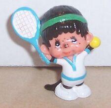 1979 Sekiguchi Monchhichi Monchichi PVC Figure Vintage #2