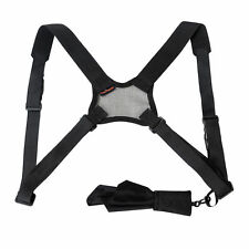 Tourbon Binoculars Camera Harness Strap Shoulder Quick Release Belt Adjustable