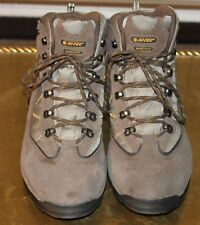 Hi Tec Mens Hiking Boots Size 13 Waterproof  Brown
