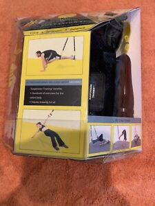 TRX SUSPENSION PROFESSIONAL TRAINER STRAP RESISTANCE TRAINING HOME WORKOUT NEW