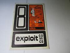 EXPLOIT anno 2°n°8 - supplemento a l'ALFA CURE - aprile 1978 - L2 -
