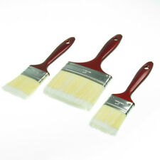 3 Piece Paint Brush Set Brushes Painting Decorating DIY 2'' to 4''(2x50-1x100mm)