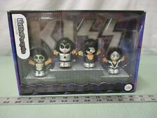 Fisher Price Little People Collector KISS Are You Ready To Rock 4 figures